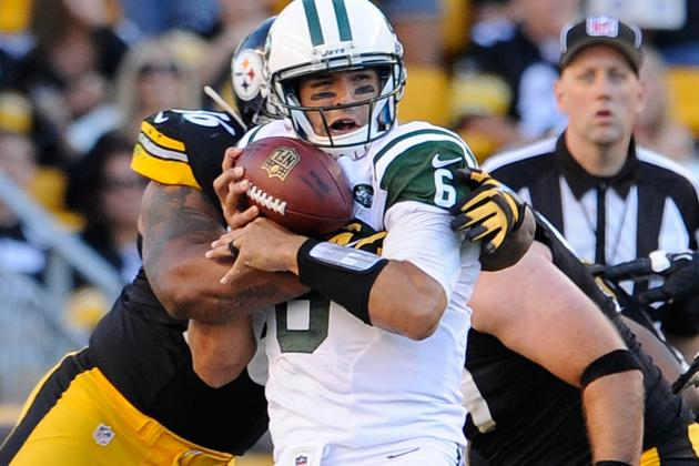 Sunday Rewind: Jets Get Help from Refs, Lose by 17 at Pittsburgh