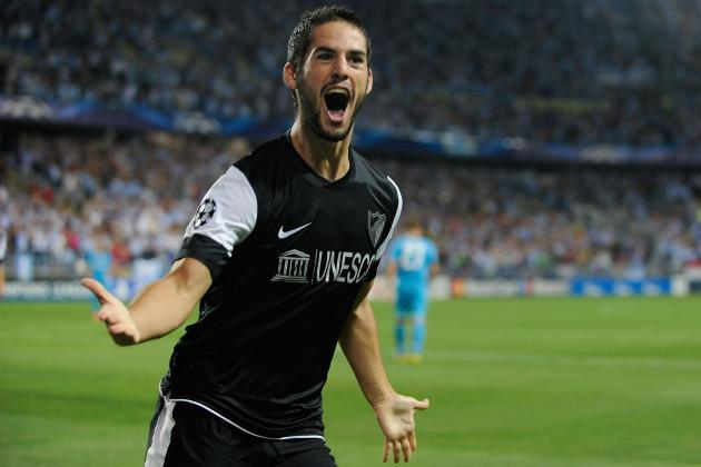 Liverpool Transfer Rumours: Reds May Target Isco as Steven Gerrard Replacement