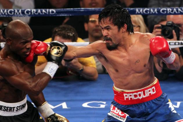 Floyd Mayweather vs. Manny Pacquiao: Pac-Man Willing to Give Money 55-45 Split