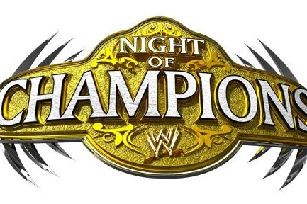 WWE Night of Champions 2012 DVD Cover SPOILS Main Event