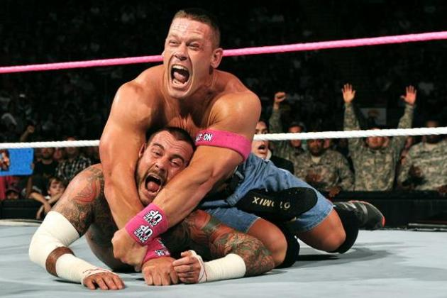 John Cena, CM Punk, Matt Hardy and Latest WWE News from Ring Rust Radio