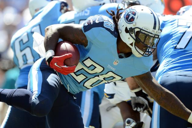 Chris Johnson Deflects Blame for Bad Run Game