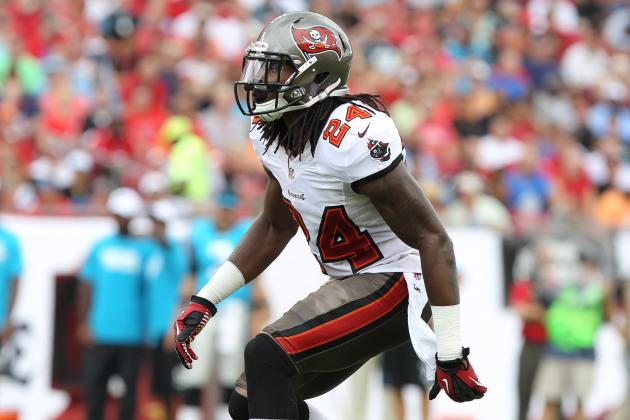 Breaking Down Why Mark Barron Is the NFL's Top Defensive Rookie So Far