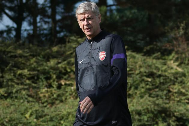 Wenger: Real Defeat Won't Affect City Game