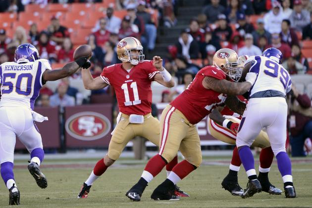 49ers vs Vikings: Sketching out a Game Plan for San Francisco