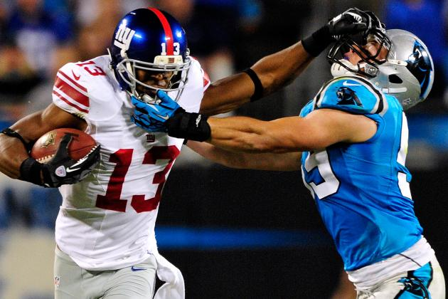 Ramses Barden: New York Giants WR Breaks out on Thursday Night Football