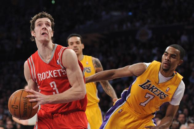 Why Goran Dragic Is Embracing the Chance to Take over for the Legendary Nash