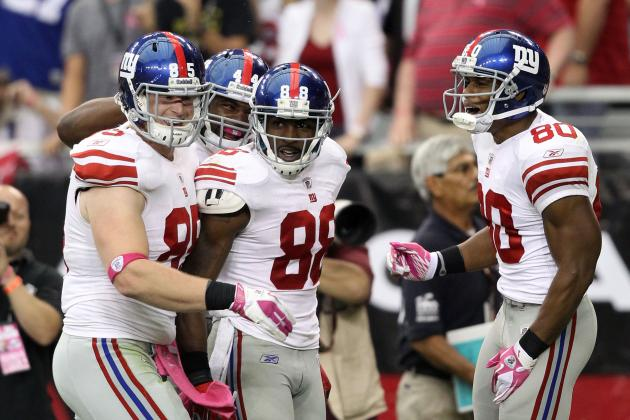 New York Giants: Are Hakeem Nicks, Ahmad Bradshaw Products of the System?