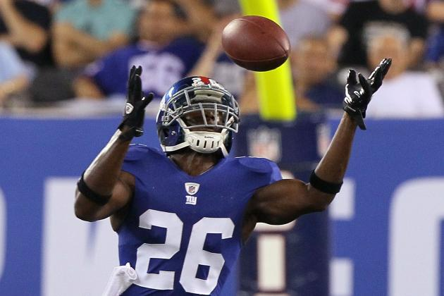 Antrel Rolle Injury: Latest Updates on Giants DB's Knee