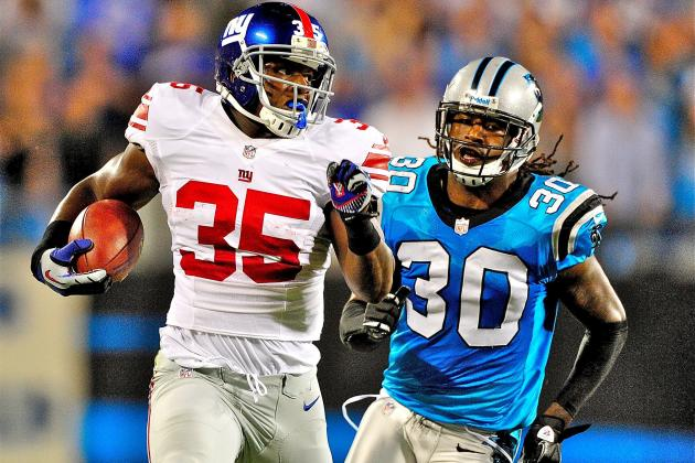 Giants vs. Panthers: Score, Twitter Reaction, Grades, Analysis and More