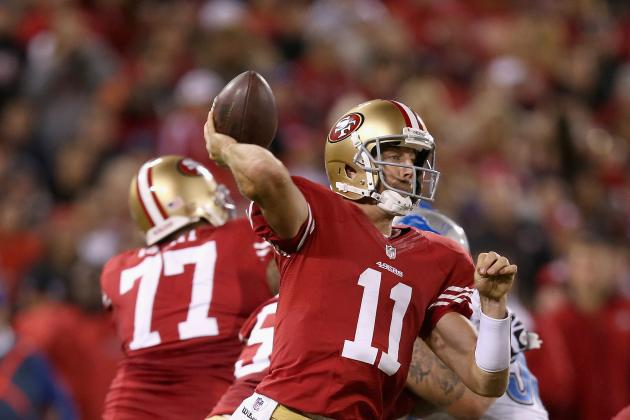 Alex Smith: Why the San Francisco 49ers' Quarterback Is Elite
