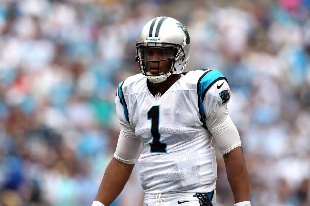 Is Carolina Panthers QB Cam Newton Officially in a Sophomore Slump?