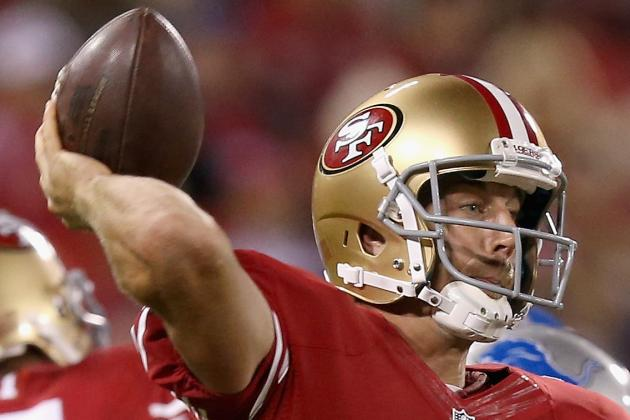 49er Alex Smith's Elite Status, by the New Numbers