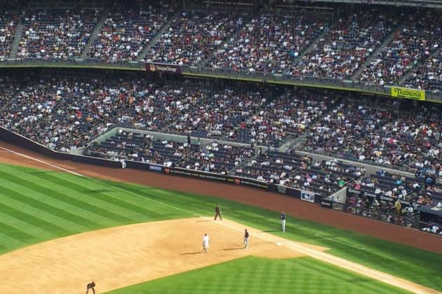 New York Yankees: The Rich and Poor Seating Divide at Yankee Stadium