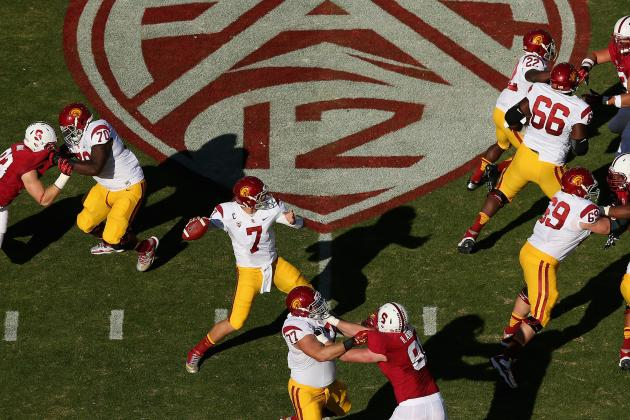 USC Football: One Sub-Par Game Shouldn't Push Matt Barkley Down Draft Boards