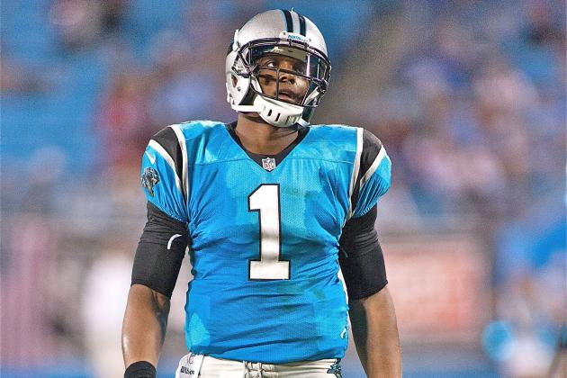 Giants vs Panthers: Mistakes Show Cam Newton Is Regressing as an NFL Quarterback