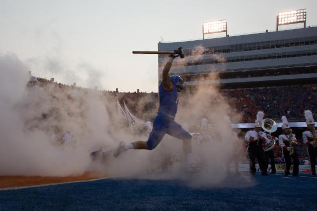 Boise State Football: 10 Instant Thoughts on the Broncos' Win over BYU