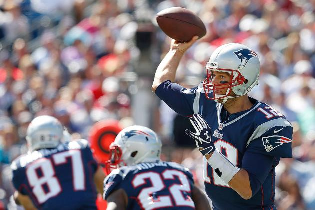 New England Patriots: How the 1-1 Pats Are Secretly Building a Super Bowl Team