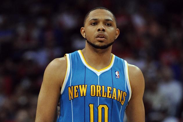 Why New Orleans Hornets' 2012-13 Season Still Hinges on Eric Gordon