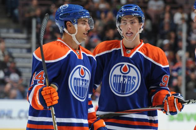NHL Lockout Could Actually Benefit the Edmonton Oilers