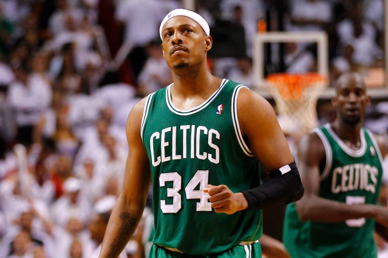 To Which Other Celtics Great Does Paul Pierce Compare Most Favorably?