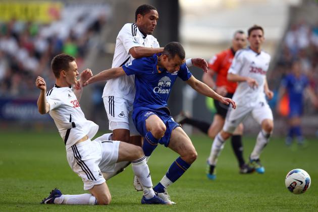 Premier League, Swansea 0-3 Everton: As It Happened