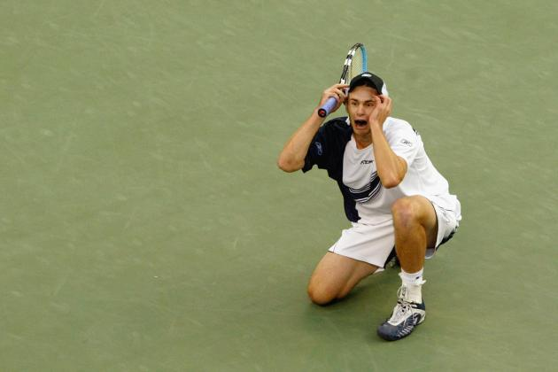 Breaking Down Why US Men's Tennis Has Struggled Since Sampras and Agassi Left