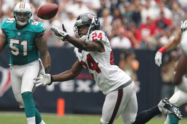 Johnathan Joseph Is Overpaid and Other Much Better AFC South Must-Read Articles