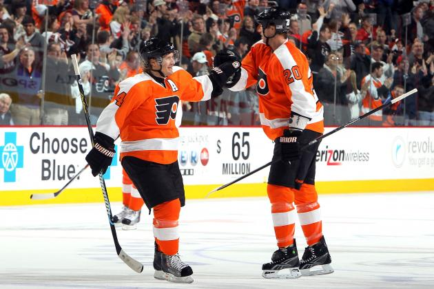 Philadelphia Flyers: Chris Pronger Still Not Ready, Kimmo Timonen Maybe Done