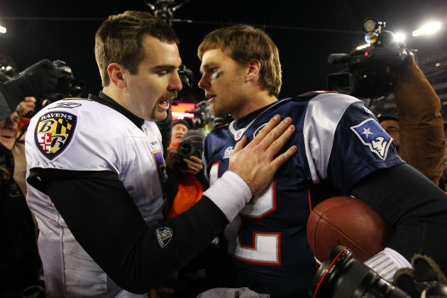 Patriots-Ravens Will Provide Best Drama (and Ratings) on Sunday's Emmy Night