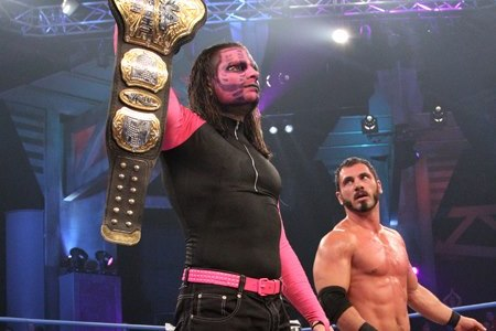 TNA Impact! Wrestling: Aces and Eights Play Mind Games with Hulk Hogan