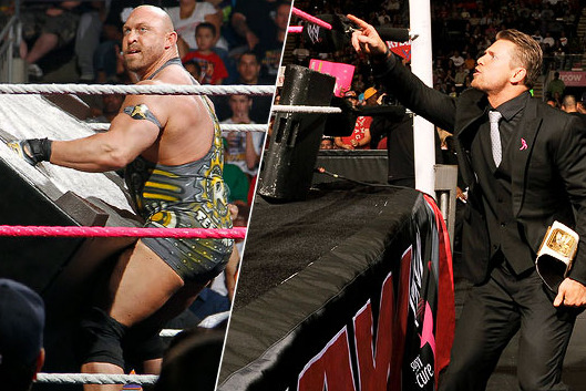 WWE: Why The Miz Is the Perfect Opponent for Ryback