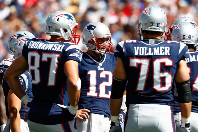 Baltimore Ravens vs. New England Patriots: Betting Odds, Preview and Prediction