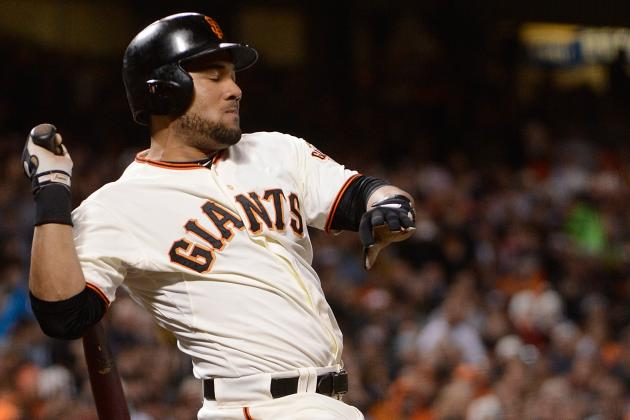 2012 MLB Awards: Commissioner Should Disqualify Giants' Melky Cabrera