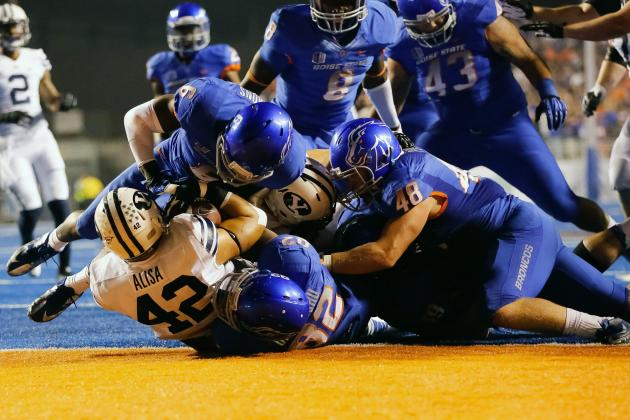 BYU vs. Boise State: What Broncos' Win Means for Their BCS Bowl Dreams