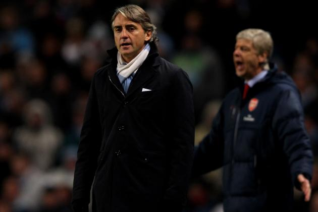 Roberto Mancini Believes Arsenal Is a Title Contenders This Season