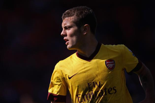 Why Jack Wilshere Is Football's Answer to Rory McIlroy