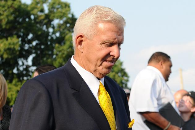 Parcells Takes Issue with Coughlin Over Reaction to Kneel-Down Play