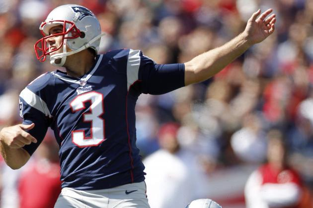 Gostkowski's Missed FG Turns Foxborough into a Living Soap Opera