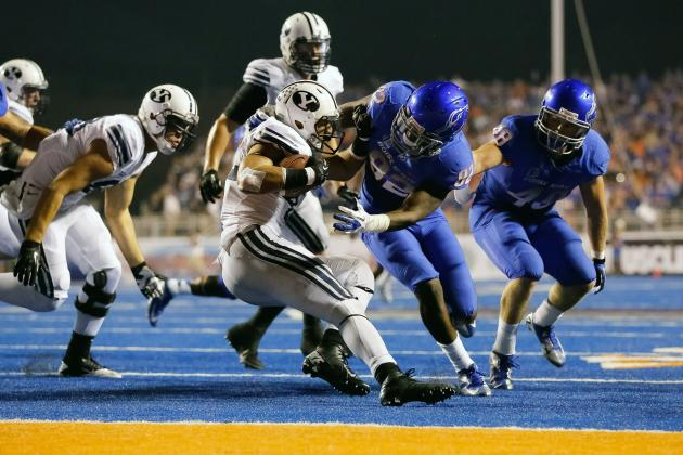 BYU Football: Back-to-Back Losses Put Cougars' Season in Serious Jeopardy