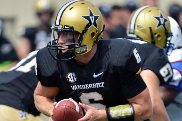 Vanderbilt May Pick Quarterback Who Can Avoid Turnovers
