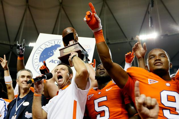 Clemson Tigers Football: Return to Prominence