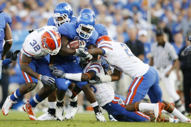 Florida Gators Must Be Wary of