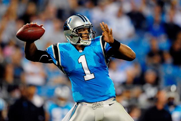 Fantasy Football Week 3: Should Cam Newton Owners Hit the Panic Button?