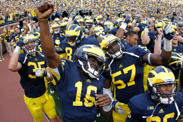 Michigan Football: Why the Wolverines Will Pull the Upset over Notre Dame