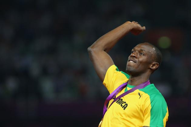 Usain Bolt Set to Soar Beyond Superman Michael Johnson in 400-Meter Dash?