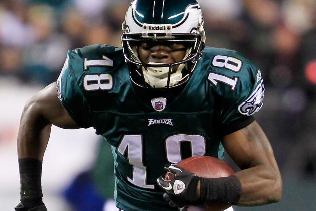 Jeremy Maclin Injury: Updates on Eagles WR's Hip Injury