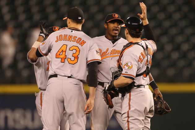 MLB Playoff Predictions 2012: Baltimore Is Picking Up Speed at Right Time
