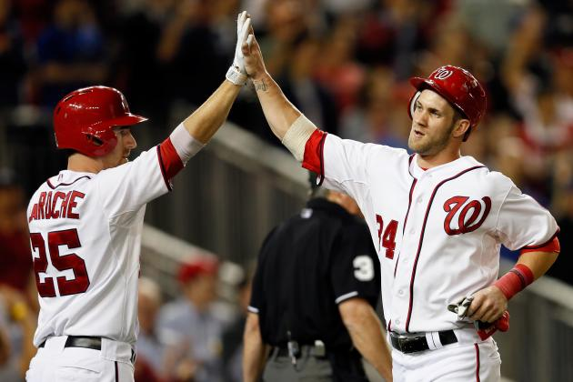 Harper on When They Clinched: 'I Had No Clue'