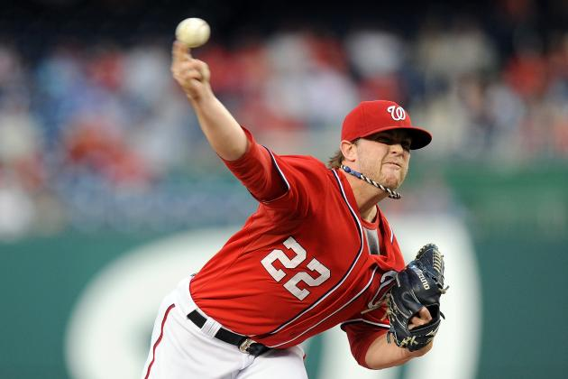 Could Drew Storen Become the Nationals Closer in the Playoffs?